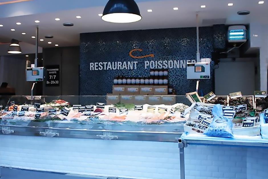 restaurant fruits de mer paris suivez le guide fish fiches. Black Bedroom Furniture Sets. Home Design Ideas