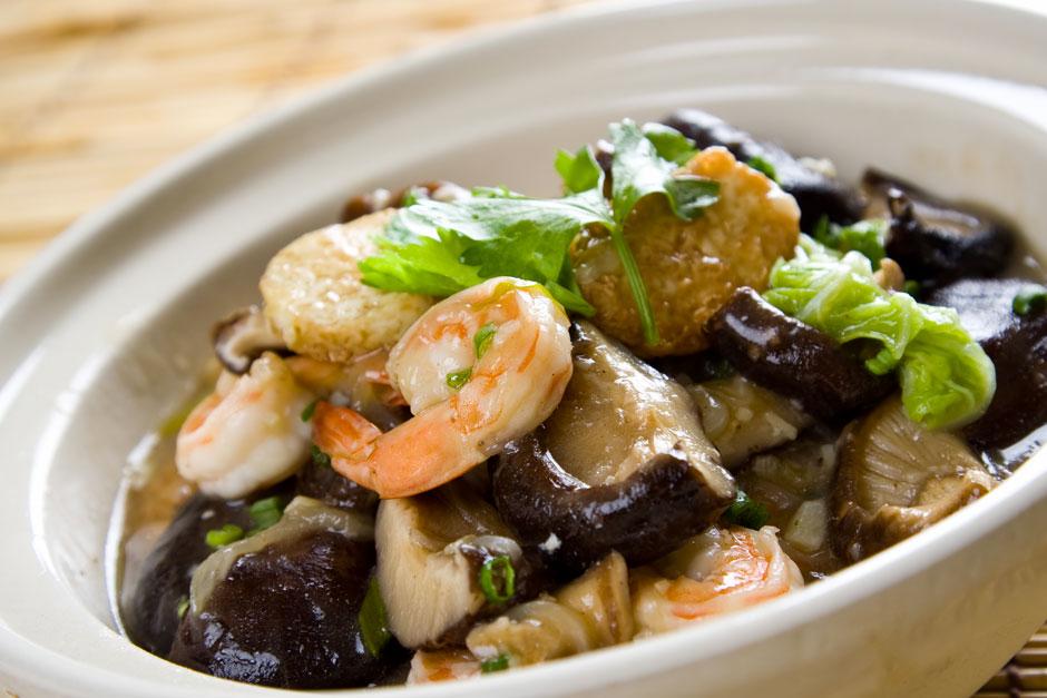 3 recettes de cassolette aux fruits de mer fish fiches - Pates aux fruits de mer vin blanc ...