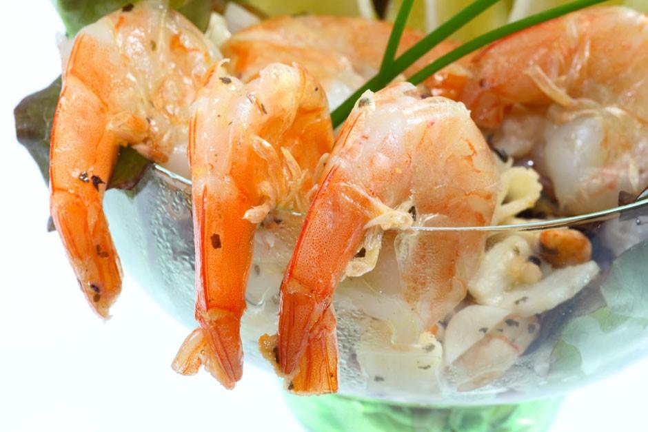 illustration de l'article sur les recettes de cocktail de fruits de mer