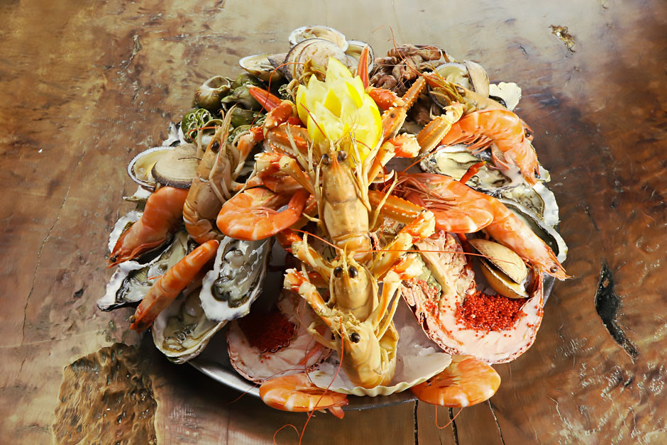 illustration de l'article sur ou acheter des fruits de mer à paris