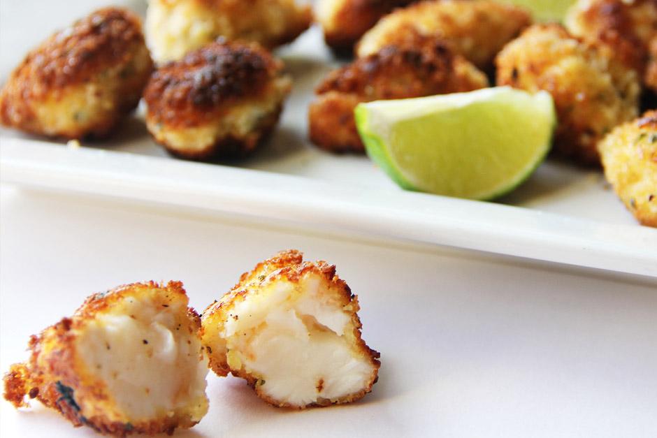 illustration de recette bouchée aux fruits de mer