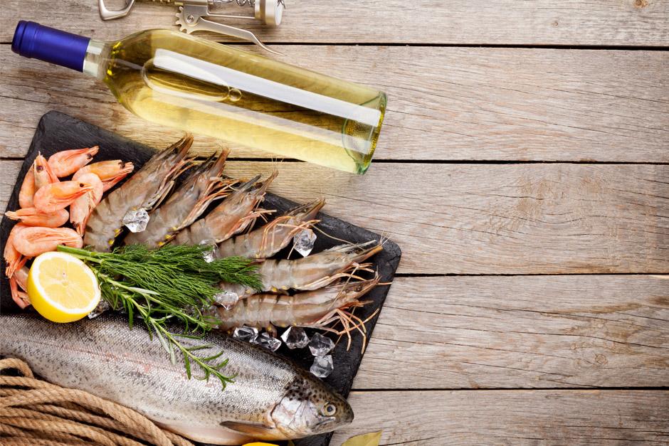 Quels vins pour accompagner les fruits de mer fish for Quel vin rouge pour cuisiner
