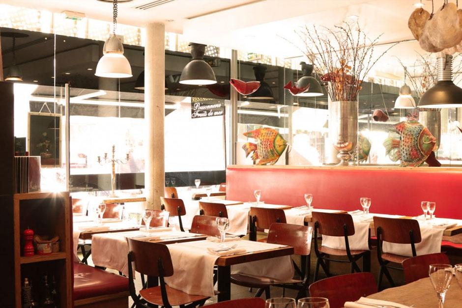 illustration de l'article comptoir des mers paris allez vous choisir ce restaurant de fruits de mer
