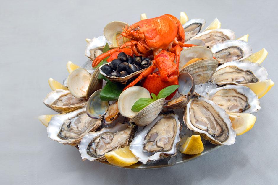 image de l'article Plateau de fruits de mer à emporter