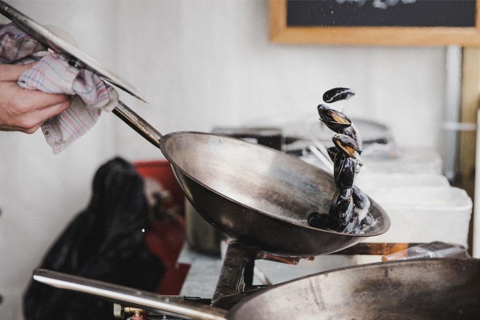Les 30 meilleurs restaurants de fruits de mer à Paris