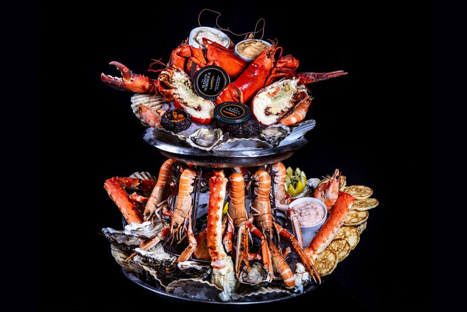 image d'illustration de l'article Fruits de mer Paris 9. En livraison, à emporter ou restaurant, le comparatif